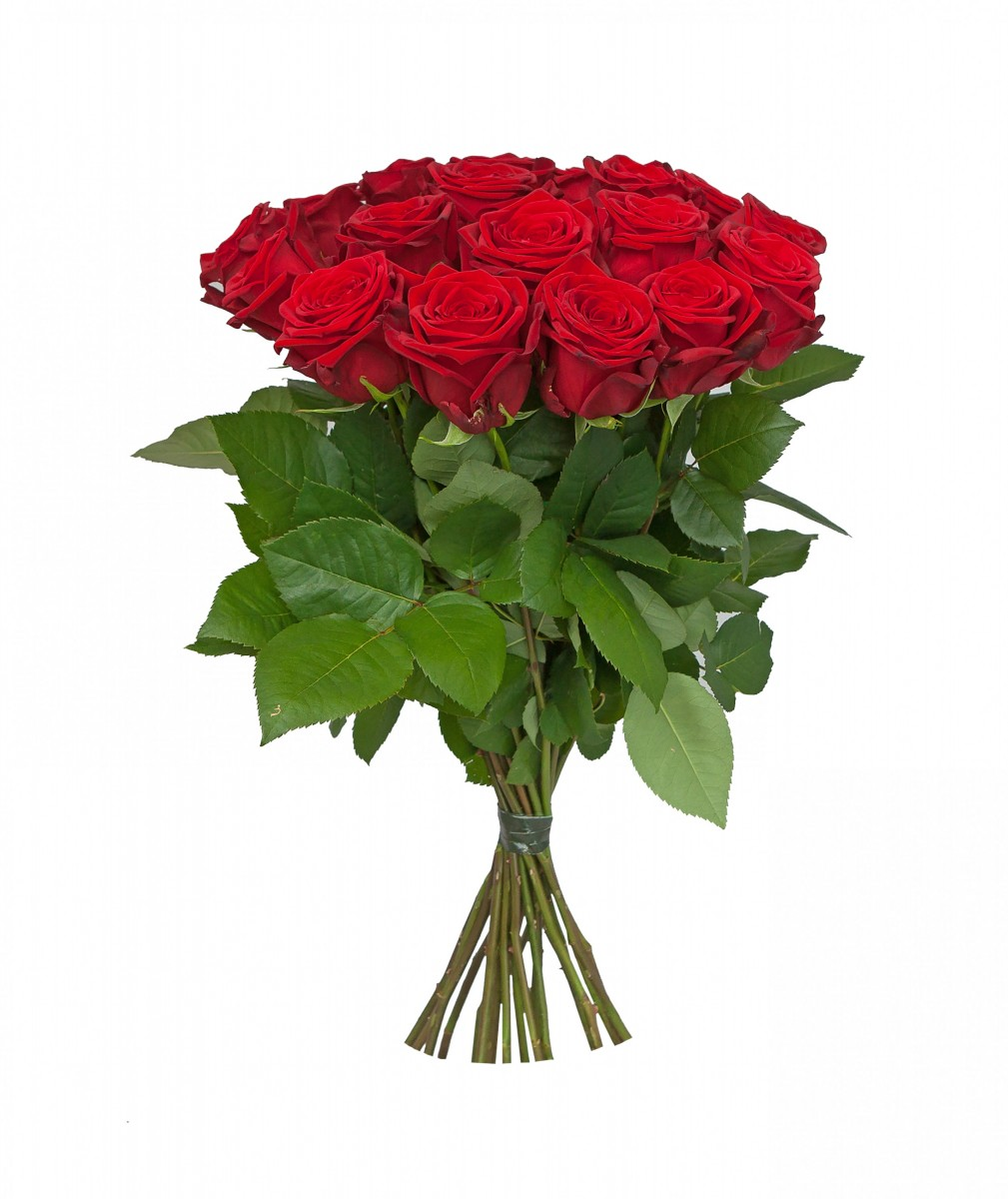 Букет капля, букет красный розы